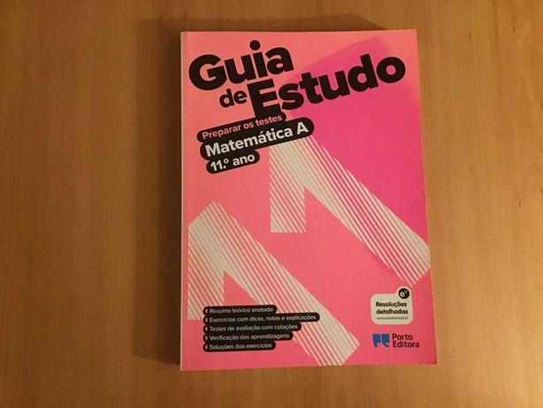 Guia de Estudo 11º ano Matemática A Porto Editora