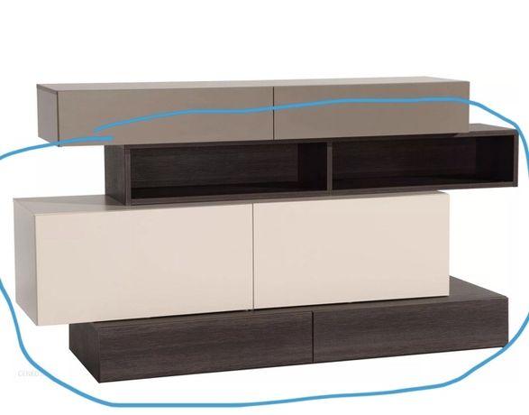 Zestaw Komoda,szafka RTV HiFi  VOX + nowoczesny stolik kawowy