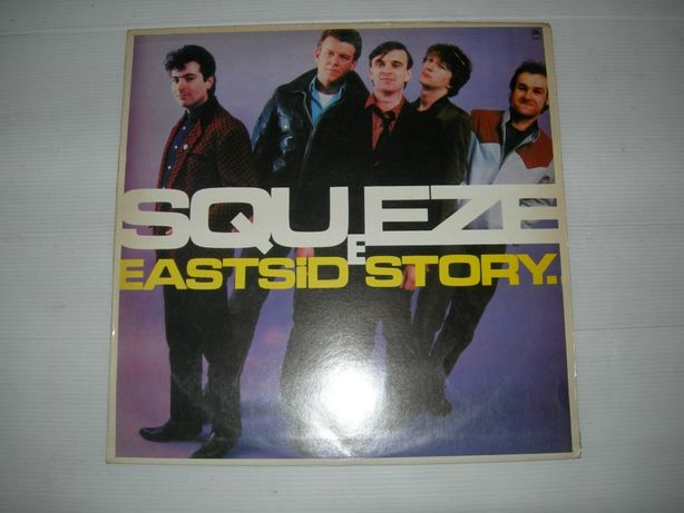 Vinil - Lp - Squeeze - east side story