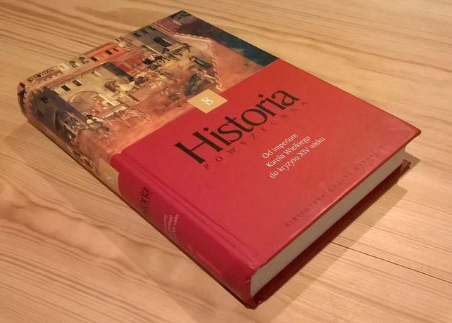 Historia powszechna - tom 8 - Biblioteka GW