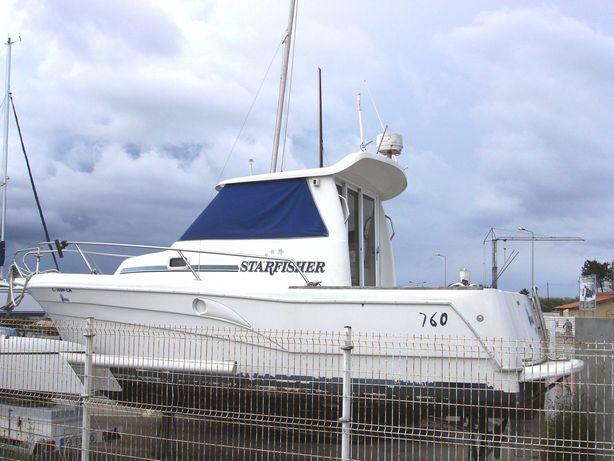 Barco de pesca/recreio Starfisher