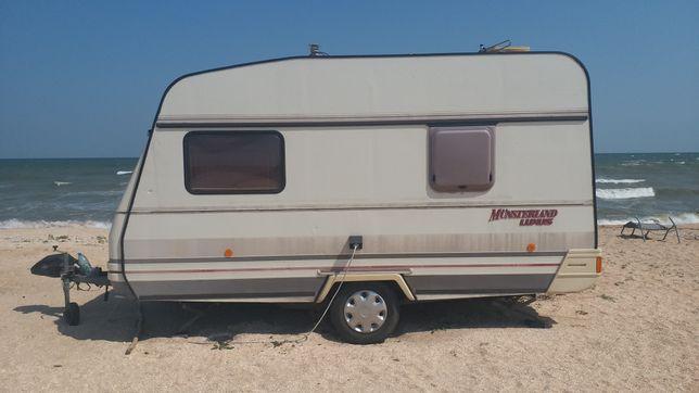 Дом на колесах трейлер  прицеп дача кемпер караван автодом