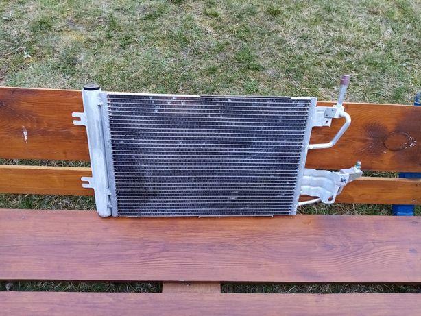 Chłodnica klimatyzacji zafira b astra H