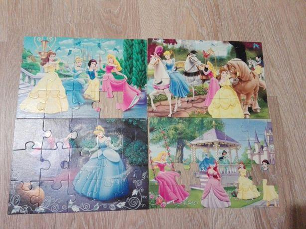 Puzzle księżniczka