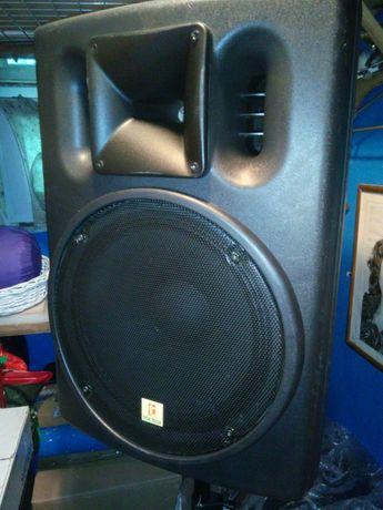 THE BOX !! Aktywna kolumna odsłuch monitor 400 w statyw dostawa bonus