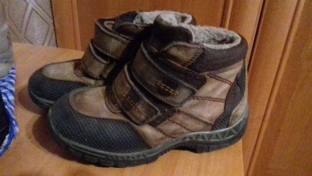 Продам демисезонные ботинки Next