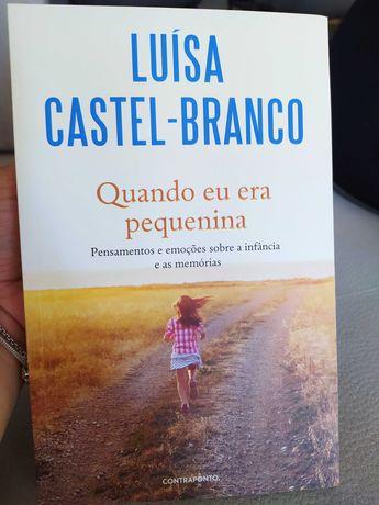 Livros - Luísa Castel-Branco / Joana Barros