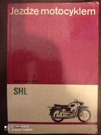 Sprzedam poradnik jeżdżę SHL m17