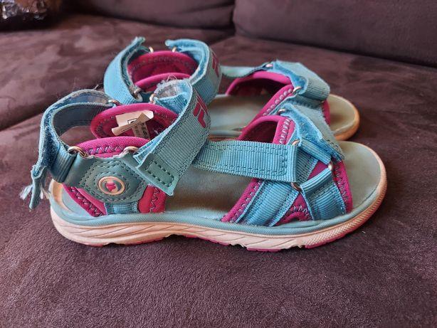 Sandały buty Fila dla dziewczynki rozm 28