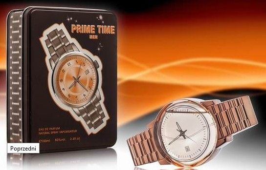 Tiverton Prime Time Gold Men 100 ml