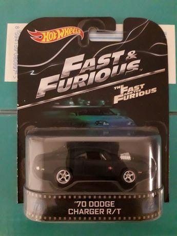 Hot Wheels Dodge Charger retro entertainment