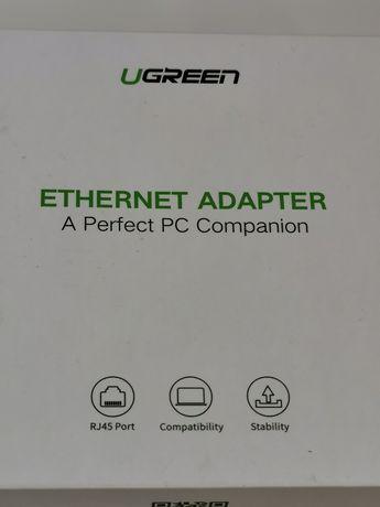 Adapter LAN Ethernet RJ-45 USB Ugreen