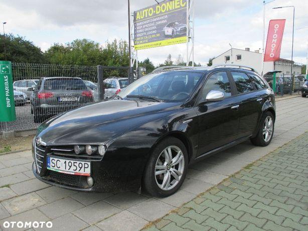 Alfa Romeo 159 1.9 JTD 120 KM Opony Zima