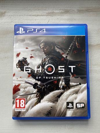 Gra ps4 ghost of tsushima