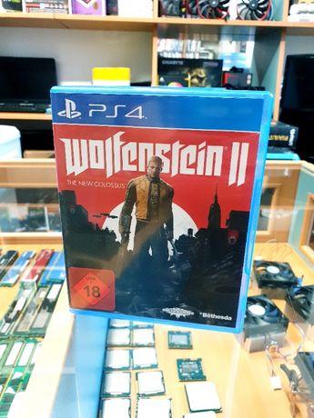 Gra Wolfenstein II: The New Colossus PS4