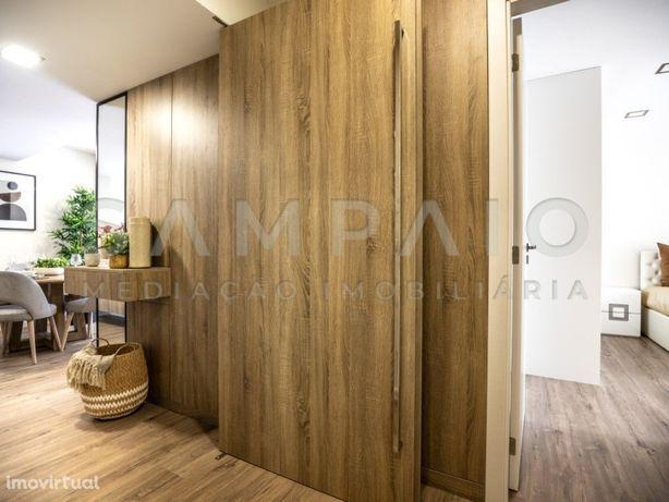Apartamento T2 de Luxo - Rio Tinto!