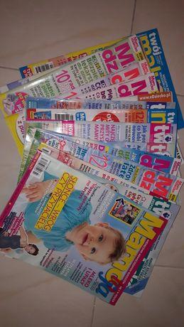 Gazety dla mamy/przyszłej mamy
