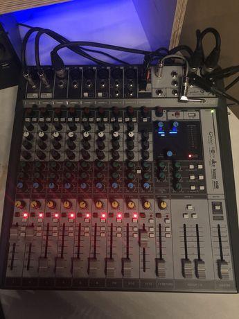 Mesa interface 12x14 soundctaft signature 12 mtk como nova