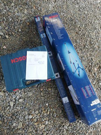 Laser Bosch Grl 300 HV professional obrotowy + statyw+łata laserowa