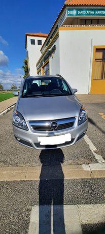 Opel Zafira 1900 CDTI 7 lugares