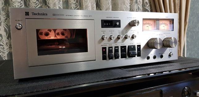 Technics RS-671 кассетная дека