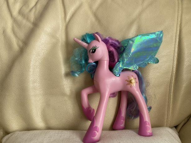 Говорящие принцессы My Little Pony Hasbro англоязычные