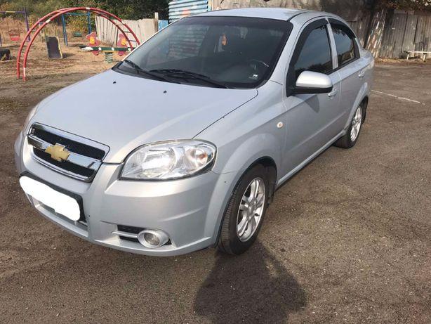 Chevrolet AVEO (ЗАЗ Vida)