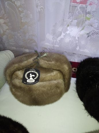 Зимние шапки ушанки
