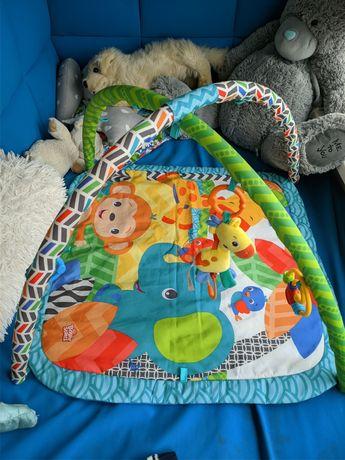 Ігровий коврик для немовляти, іграшка з музикою