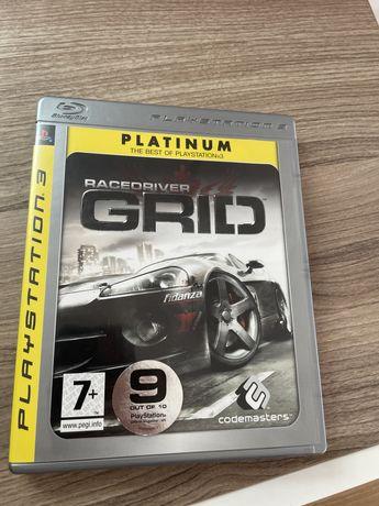 Jogo Grid Race driver - PS3