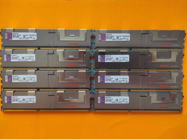 SK hynix 16GB ECC DDR3 1066 PC3-8500R Reg серверная