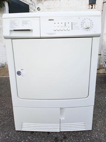 Máquina de secar roupa Zanussi de condensação com entrega e garantia