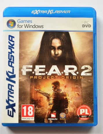 Fear 2 Project Origin PC DVD