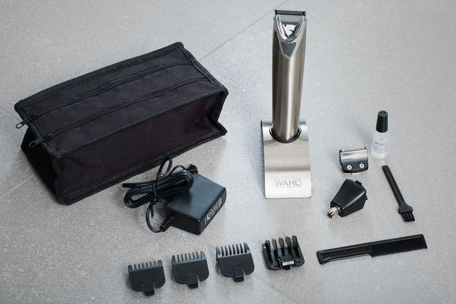 Триммер WAHL 09818-116 Stainless Steel Lithium