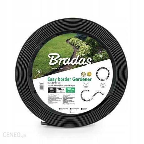 Zestaw obrzeży trawnikowych EASY BORDER Bradas