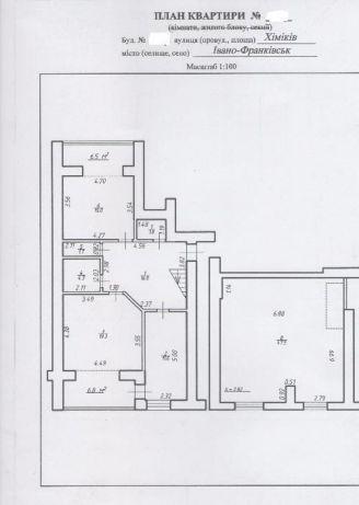 Пасічна двохрівнева 3х кімнатна квартира від власника (новобудова)