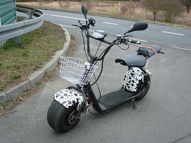 hulajnoga elektryczna , skuter 60V/20Ah typu Harley,USB,nawigacja