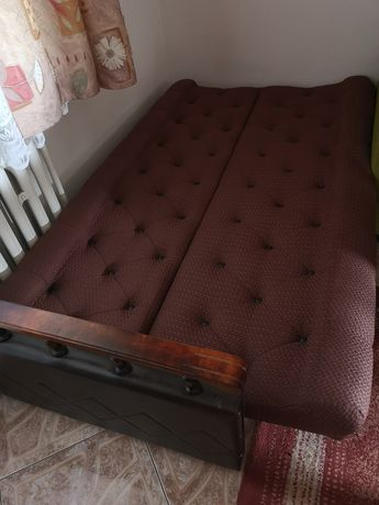 Wersalka plus dwa fotele