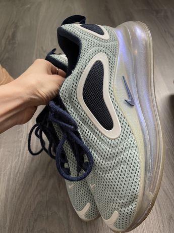 Кроссовки Nike Air Max 720 с крутой подошвой