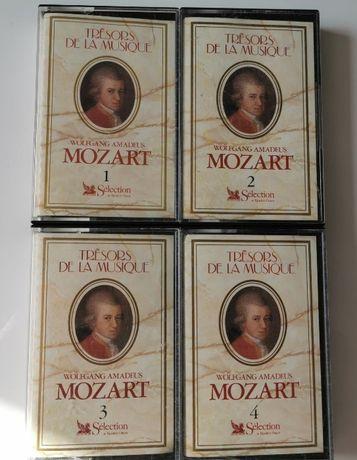 Kasety magnetofonowe Mozart