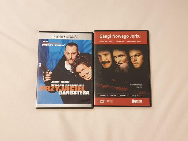 Filmy DVD Przyjaciel gangstera Gangi Nowego Jorku