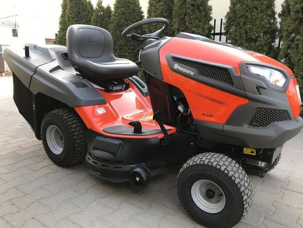 Kosiarka Traktorek husqvarna TC 238 T Briggs Hydro Jak Nowa!!!