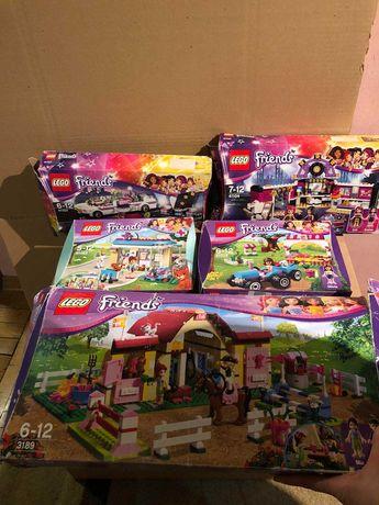 5 наборов ИЗ СЕРИИ ЛЕГО ФРЕНДС LEGO FRIENDS ОТ 260грн 5 - 12р.