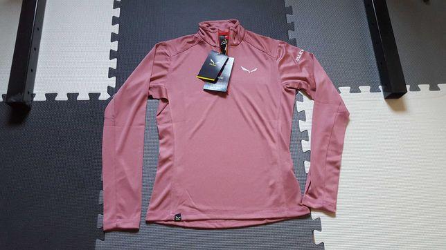 Nowa koszulka bluzka termoaktywna w góry Salewa Agner Polartec 38/M