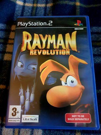 Rayman Revolution gra PS2