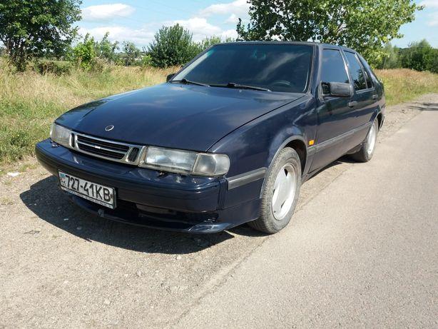 Saab 9000, СААБ 9000