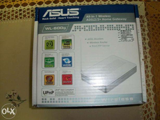 Router Premium Asus WL-600G