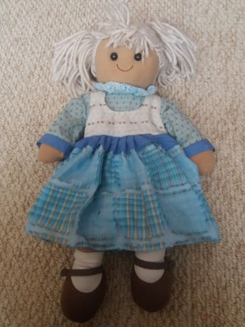 Рюкзак-кукла для ребенка