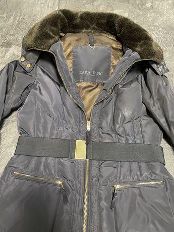 Куртка, пуховик Zara, зара