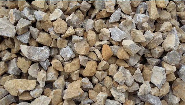 Kruszywo dolomitowe 4-31,5mm dolomit kliniec kamień TRANSPORT GRATIS